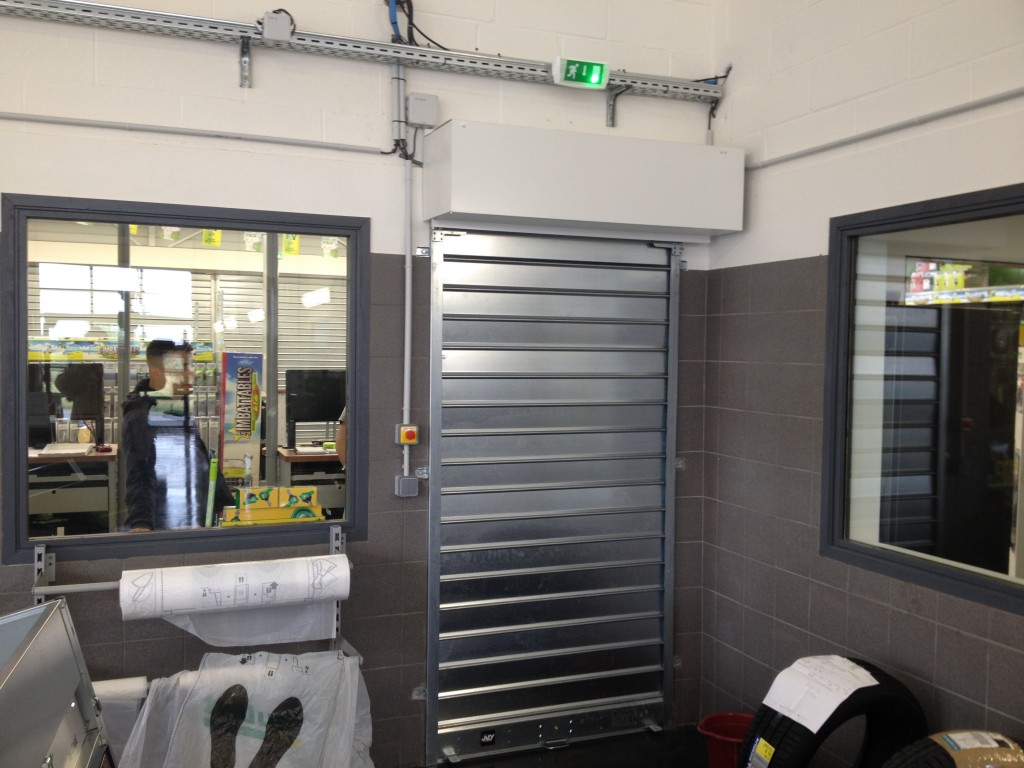 depannage rideau metallique sartrouville